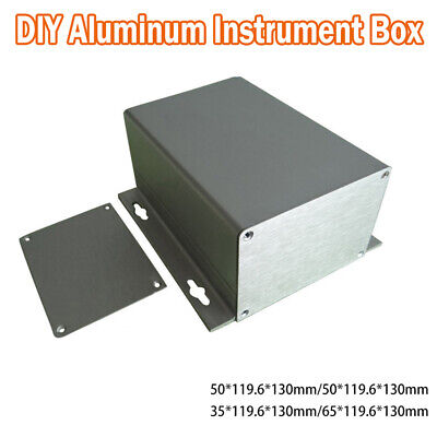 £9.56 • Buy 4 Types Aluminum Box Enclosure Case Project Electronic For PCB DIY New
