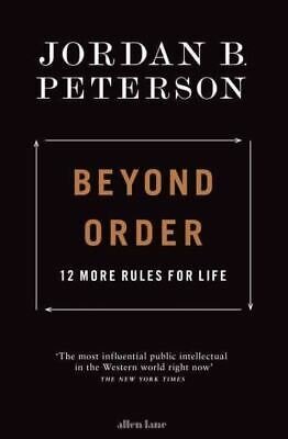 AU33.29 • Buy Beyond Order: 12 More Rules For Life By Jordan B. Peterson