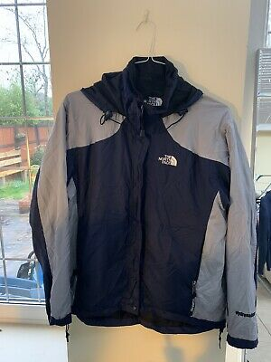 £25 • Buy The North Face Jacket Hydrenaline Large Womens Soft Shell Navy&grey Windbreaker