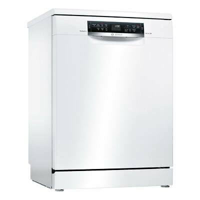 View Details Bosch SMS67MW00G PerfectDry 14 Place Setting Dishwasher In White • 629.00£