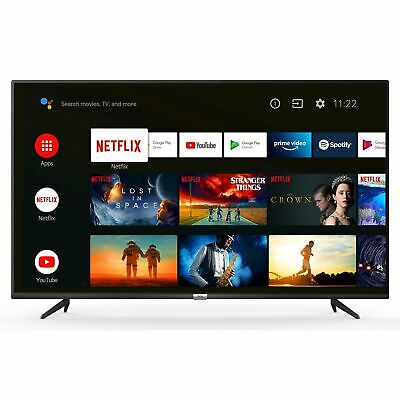 View Details TCL 50P615K 50 Slim 4K HDR LED Smart Android TV • 349£