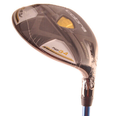 $ CDN101 • Buy New Cobra Fly-Z+ White 3/4-Wood Fujikura Stiff Flex Graphite RH