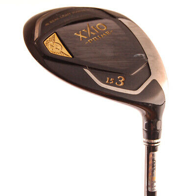 $ CDN323.21 • Buy XXIO Prime 10 3-Wood 15* R-Flex Graphite RH
