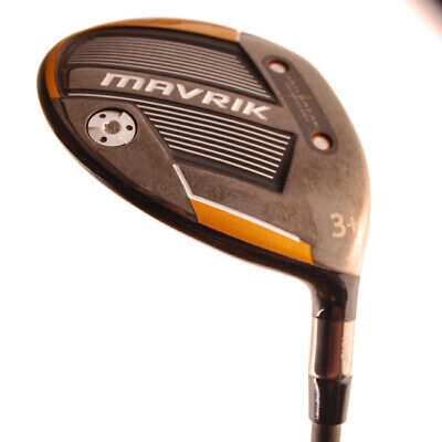 $ CDN209.58 • Buy Callaway Mavrik 3-Wood+ 13.5* Aldila Rogue 70 X-Flex Graphite RH