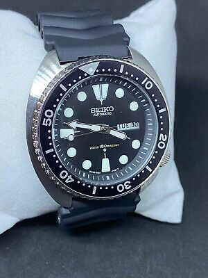 $ CDN13.23 • Buy Vintage Seiko Diver Automatic Water 150M Resist Men's Watch(Good Condition)