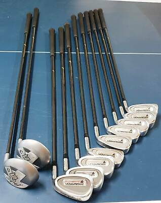 AU425 • Buy Golf Set Complete : Prosimmon By Peter Senior - Oversize Graphite