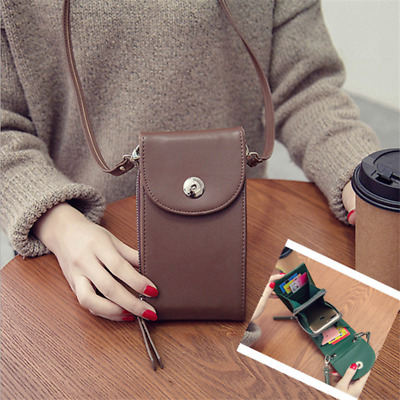 $ CDN19.19 • Buy Women Handbags Fashion Mini Bag Cell Phone Bags Casual Flap Shoulder Bag LC
