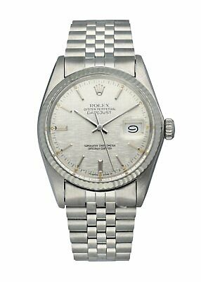 $ CDN6438 • Buy Rolex Datejust 16014 Mens Watch