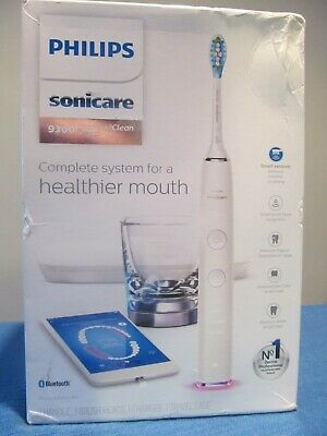 AU91.34 • Buy New Philips Sonicare Hx9903/11 9300 Diamond Clean Toothbrush Rechargeable