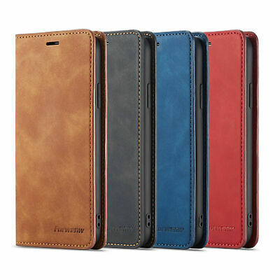 £6.59 • Buy Leather Case Flip Stand Card Holder Cover For IPhone  6s 7 8 Plus XS XR 11 12 13