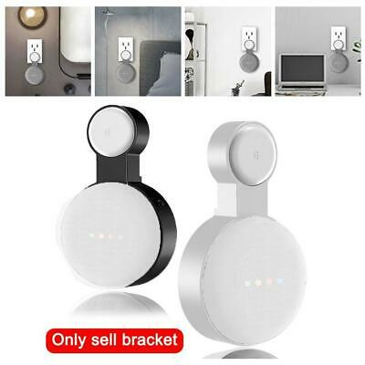 AU5.49 • Buy Outlet Wall Mount Stand Hanger Holder For Google Home Mini Voice Assistant Sale