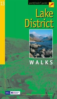 Lake District: Walks (Pathfinder Guide), Very Good Condition Book, Brian Conduit • 3.64£