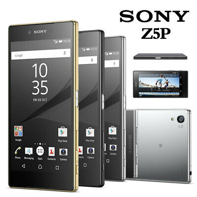 AU303.21 • Buy AU Factory Unlocked SONY Xperia Z5 Premium E6853 Black Chrome Gold Smartphone
