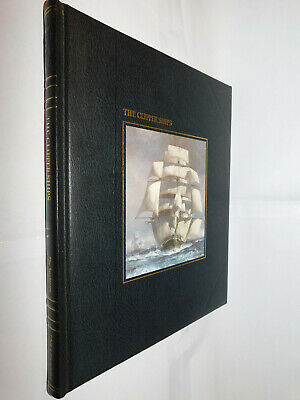 Time Life Books The Seafarers: Clipper Ships HB 1981 Ocean Sea Boats History • 4.95£