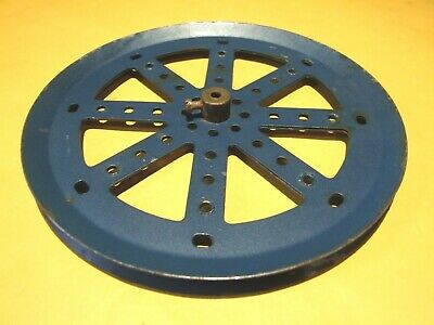 Meccano Large Pulley Wheel, Part 19c (F) • 15£