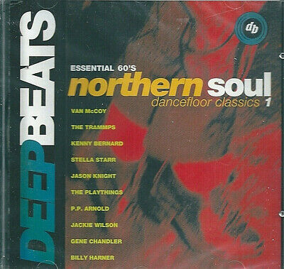Essential 60's Northern Soul Dancefloor Classics 1, Collectable 23 Track Cd • 12£