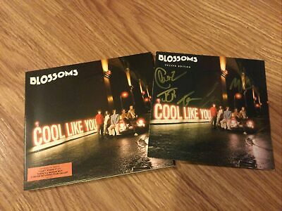 AU9 • Buy Blossoms - Cool Like You - SIGNED CD