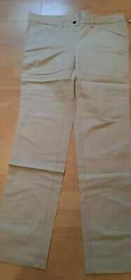 £19.99 • Buy Men's MURPHY & NYE Beige Orujo Stretch Cotton America's Cup Chinos Size 34 BNWT