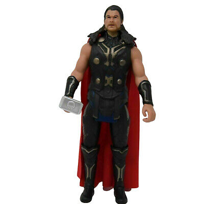 £9.99 • Buy Thor Poseable Figurine -Super Hero Action Figure - The Avengers Large 30cm - NEW