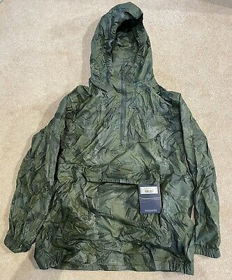 New With Tags Peter Storm Boys Cagoule In A Bag - Green Camo - Age 9-10yrs • 10£