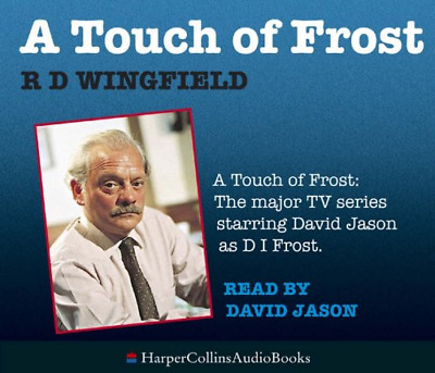 A Touch Of Frost, Wingfield, R. D., Good Condition Book, ISBN 0007209711 • 5.47£