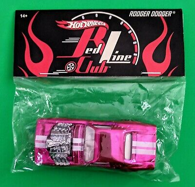 $ CDN57.09 • Buy Hot Wheels RLC Pink Party Car 2007 Rodger Dodger