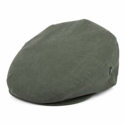 £49.95 • Buy City Sport Washed Cotton Flat Cap - Olive