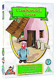 £15.99 • Buy Camberwick Green - The Complete Collection (DVD, 2007) SEALED