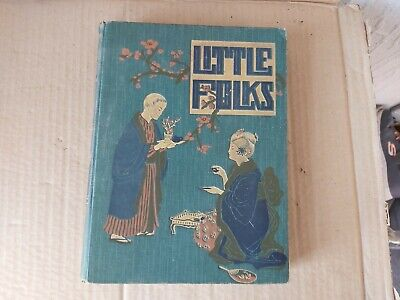 £10 • Buy Vintage Little  Folks  Magazine Book For The Young 1905