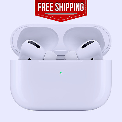 AU142.17 • Buy Apple Airpods Pro With Wireless Charging White MWP22AM/A 2020
