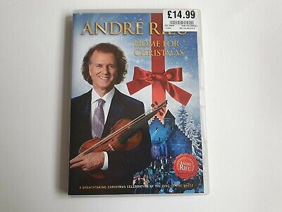 £4.99 • Buy Andre Rieu Home For Christmas DVD