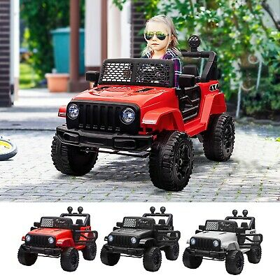 £154.99 • Buy 12V Kids Electric Ride On Car Truck Toy SUV With Remote Control For 3-6 Yrs