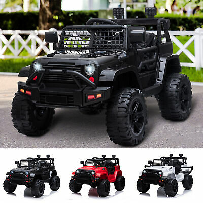 £161.99 • Buy 12V Kids Electric Ride On Car Truck Toy SUV With Remote Control For 3-6 Yrs