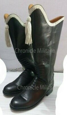 Hessian Boots Wellington Boots 18th Century Officer Boots • 112.38£