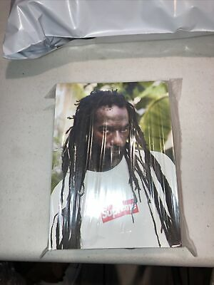 $ CDN344.63 • Buy Supreme Buju Banton 100 Sticker Lot 100% Authentic Sealed Brick