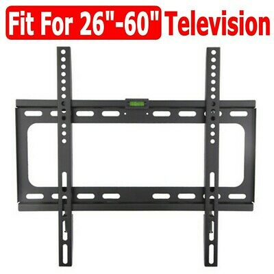 $16.99 • Buy Universal Flat Panel TV Hanger Wall Mount Stand Bracket For 26-60'' Television