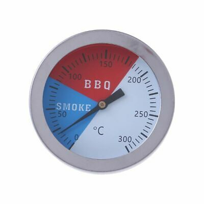£4.99 • Buy Stainless Steel Oven Thermometer/Temperature Gauge For Pizza Ovens BBQ Cooker