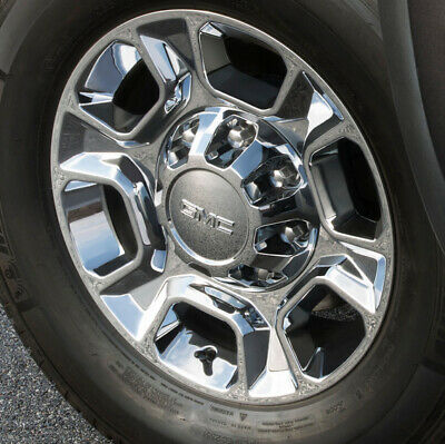 AU344.42 • Buy 18  2015 2016 GMC Sierra 2500 3500 HD Chrome Alloy Wheel Rim - Wheel Only, 8 Lug