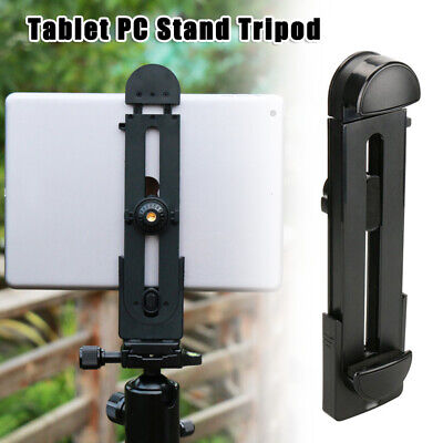 AU14.99 • Buy Phone Tablet PC Stand Tripod Mount Adjustable Holder Clamp For IPad Mini