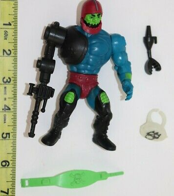$59.95 • Buy Vintage - Masters Of The Universe -trap Jaw - Near Complete W/ Glow In Dark Ring