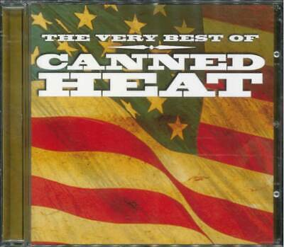 £4.09 • Buy ★ CANNED HEAT  The Very Best Of Canned Heat  CD