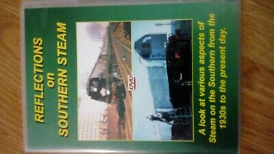 £11 • Buy Reflections On Southern Steam (DVD) Railway DVD ~ Transport Video Publishing DVD