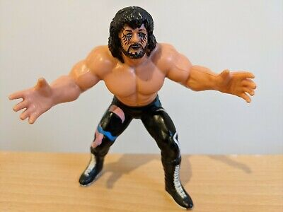 £16.99 • Buy  WCW Galoob Jimmy Garvin Wrestling Figure 1990 WWF Rare Action UK Exclusive