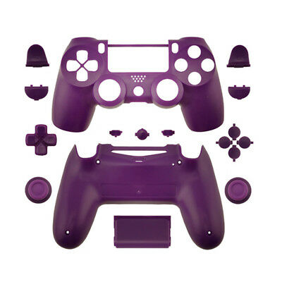 AU20.54 • Buy Matte Full Custom Replacement Mod Kit PS4 Slim Pro Controller Shell Case Buttons