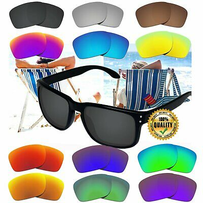 AU9.99 • Buy Anti Scratch Polarized Replacement Lenses For-Oakley Holbrook OO9102 Options