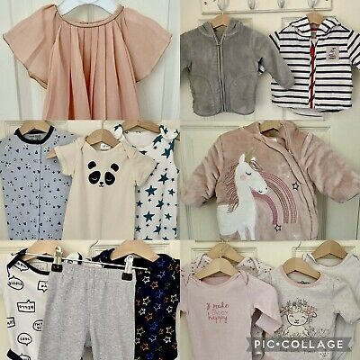 £15 • Buy Baby Girls Clothes Bundle 3-6 Months NEXT George
