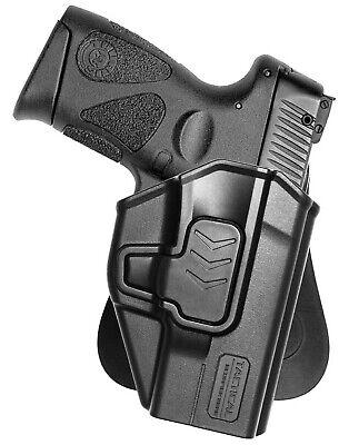 $18.48 • Buy Tactical Scorpion Level II Polymer Paddle Holster: Fits S&W M&P 9mm SD9VE SD40VE