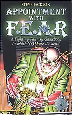 AU10.49 • Buy Wizard Fighting Fantasy Appointment With F.E.A.R. EX
