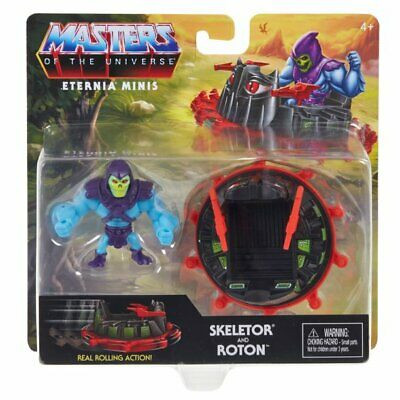 $14.95 • Buy Masters Of The Universe Eternia Minis 3  Skeletor & Roton Pack Action Figure
