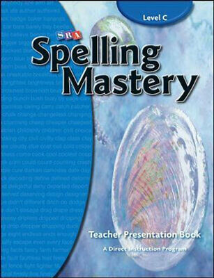 AU320.25 • Buy NEW Spelling Mastery Teacher Materials : Level C By McGraw Hill Paperback